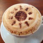 Malvern Tourist information Coffee cup