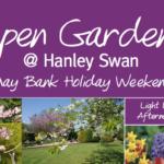 Malvern Tourist information Hanley Swan open gardens