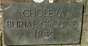 Upton Upon Severn Cholera burial ground