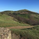 The Malvern Hills Habitat North Hill