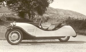 Morgan Motors F4 Malvern