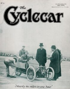 Morgan Motors Cyclecar