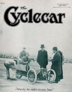 Morgan Motors Cyclecar