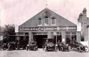 Morgan Motors Malvern Link