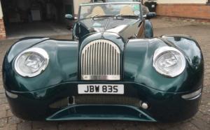 Morgan Auto Aero 8 British racing green
