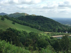 Malvern Walking Festival around The Malvern Hills