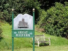 Great Malvern in Worcestershire