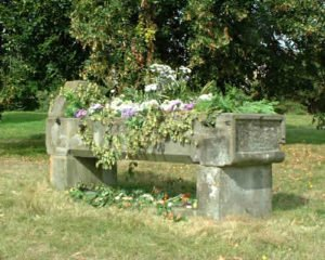 Malvern well dressing barnardsgreen2001