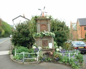 Malvern well dressing jubilee2002