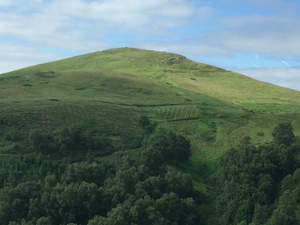 The Malvern Hills Worcester Beacon
