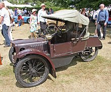 Morgan Motors Runabout Deluxe