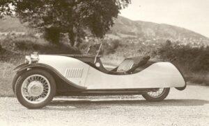 Morgan Motors F4 Malvern