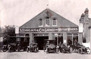 Morgan Motors Malvern Link