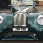 Morgan Cars Still Build in Malvern