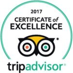 Orchard side bed and breakfast trip advisor award